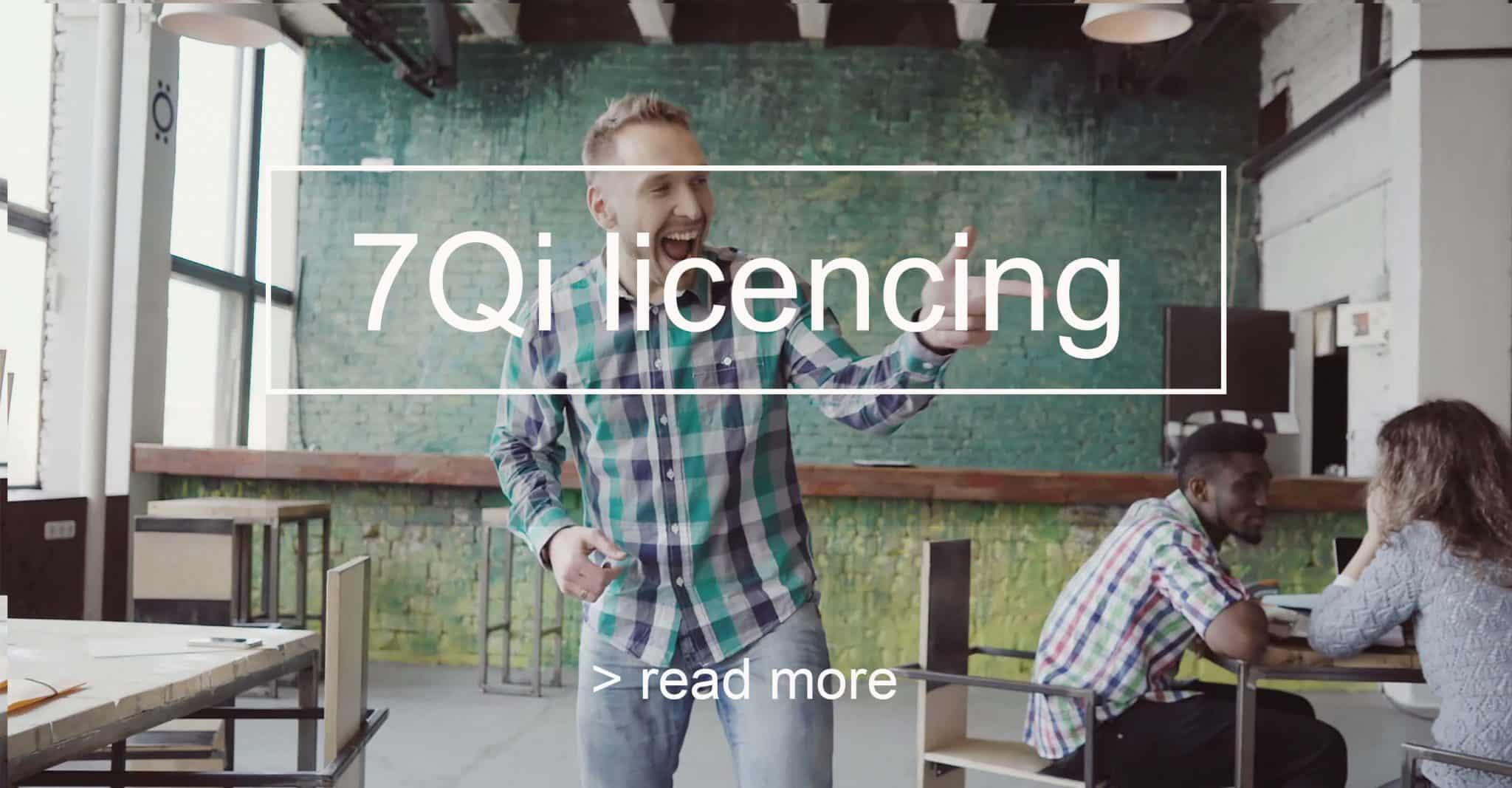7Qi Coaching Licence