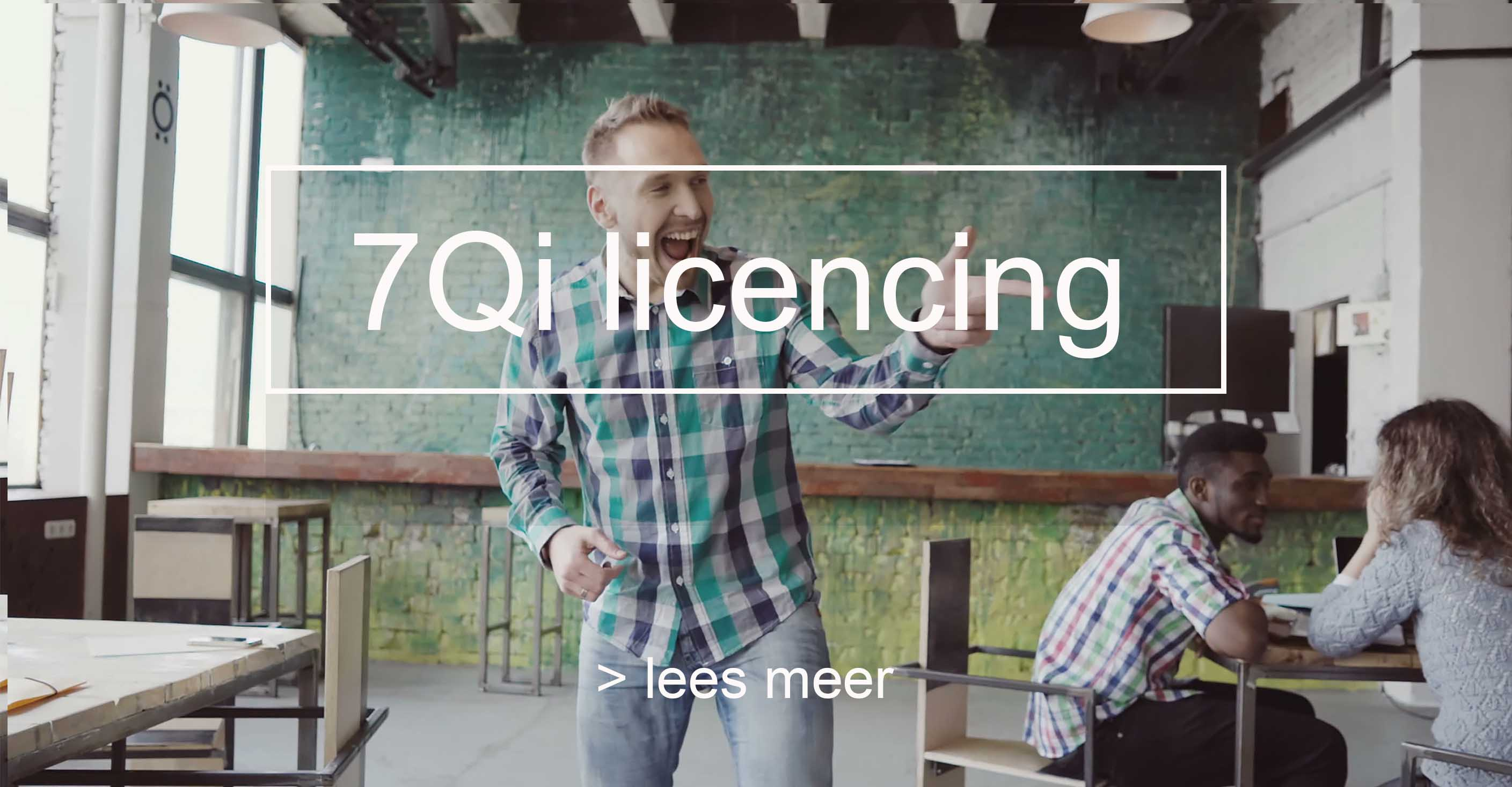 7Qi licencing