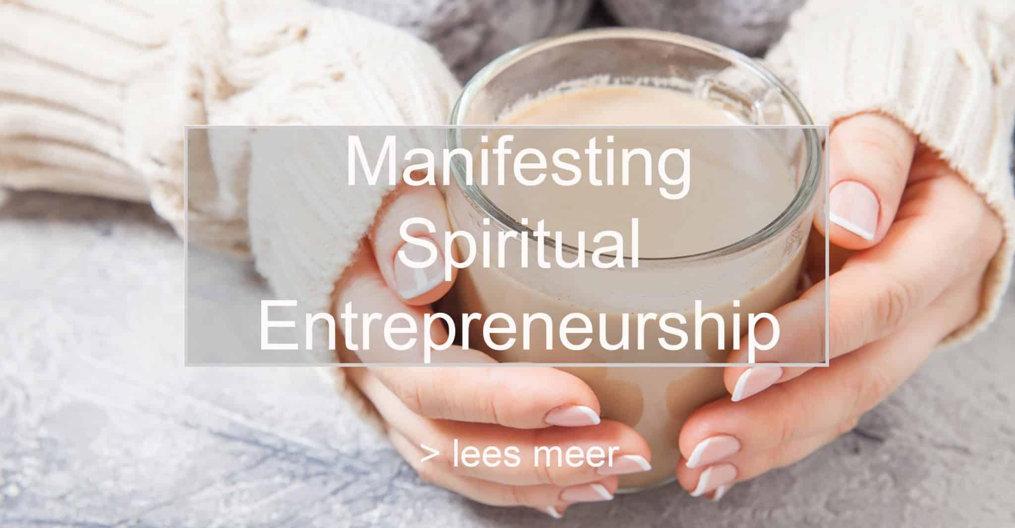 spiritueel ondernemerschap