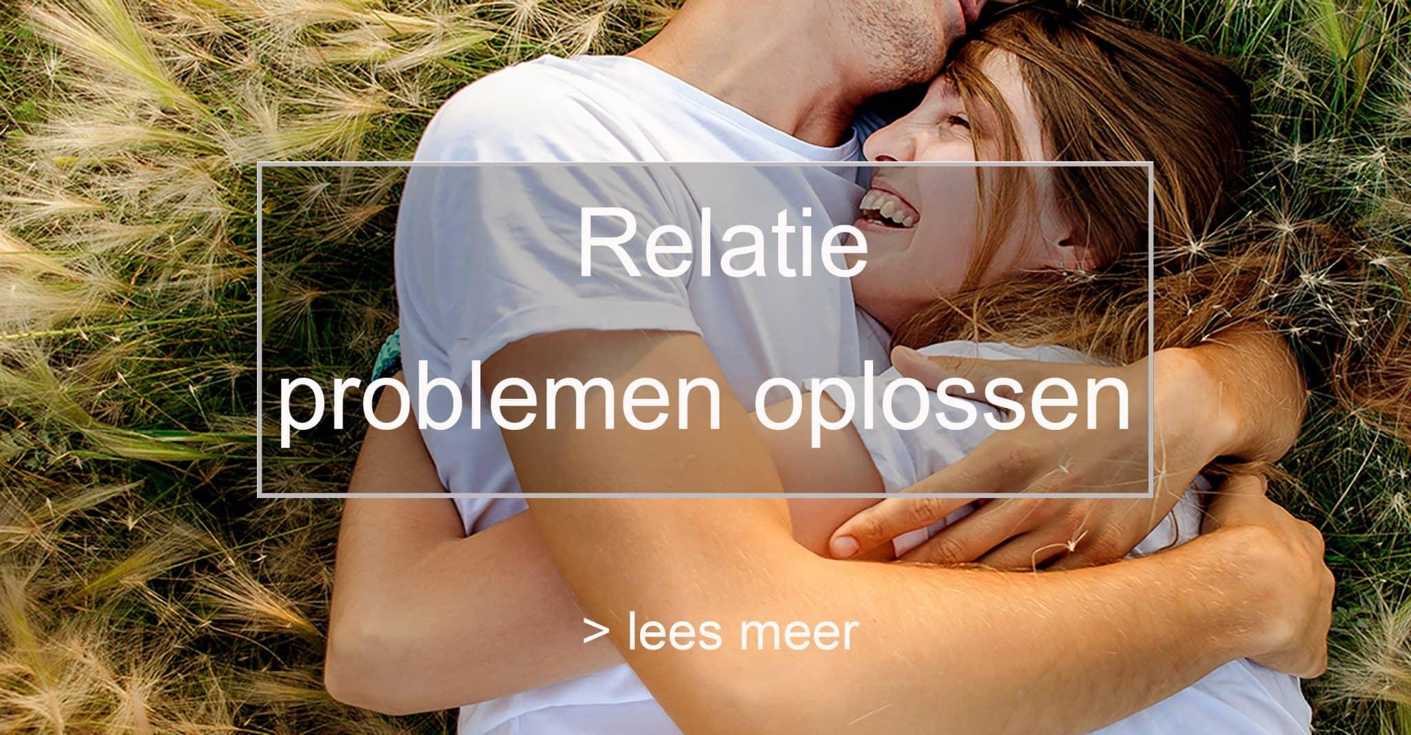 relatie problemen oplossen