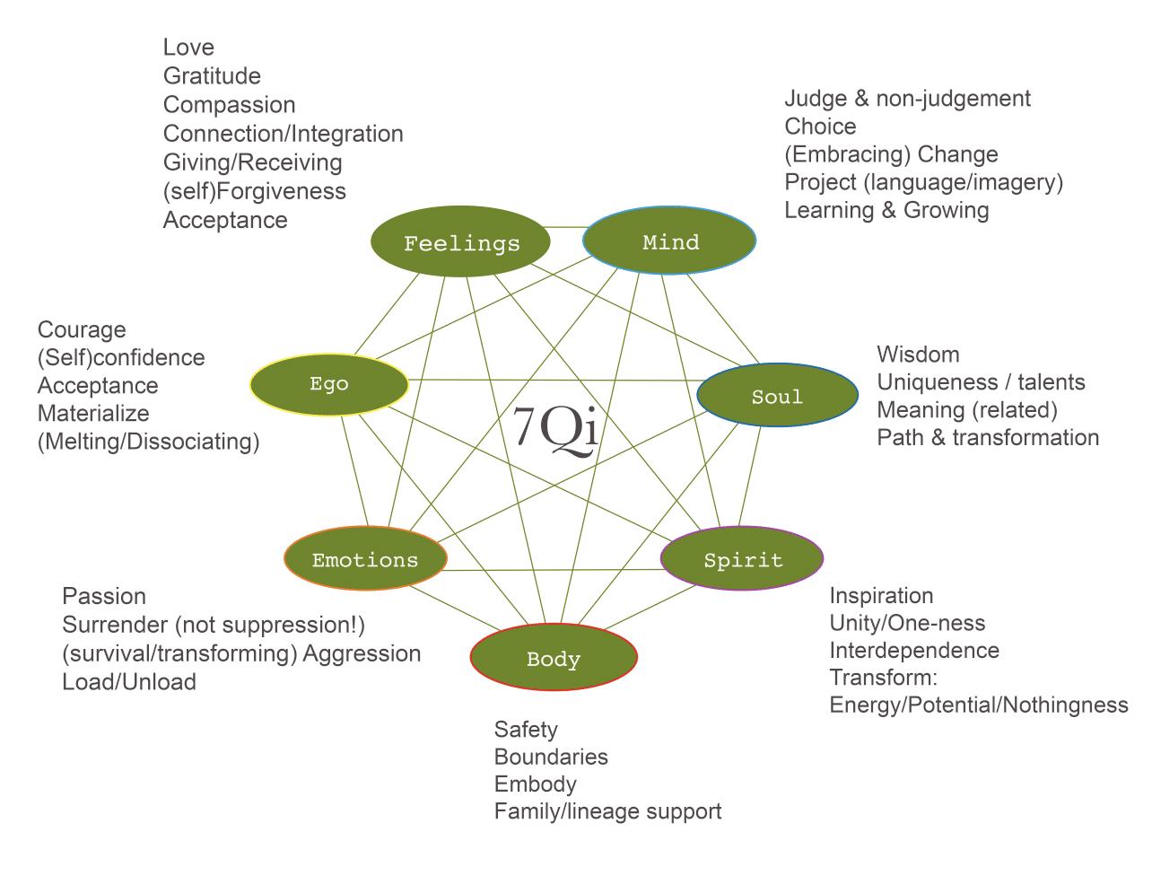 7Qi core competences